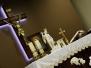 Wprowadzenie figury św. Michała Archanioła do kaplicy hospicyjnej - 29.09.2018