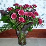 Kwiaty do kaplicy