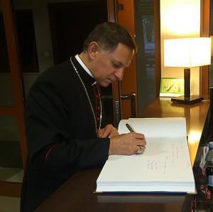 abp Mieczysław Mokrzycki