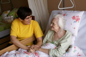 Hospicjum stacjonarne juz pomaga