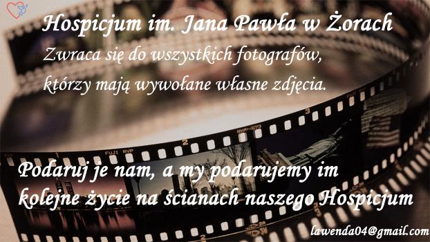 Do fotografów