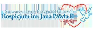 """Stowarzyszenie Przyjaciół Chorych """"Hospicjum im. Jana Pawła II"""""""
