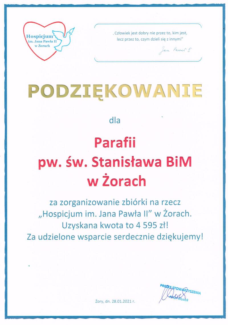 Parafia św. Stanisława BiM